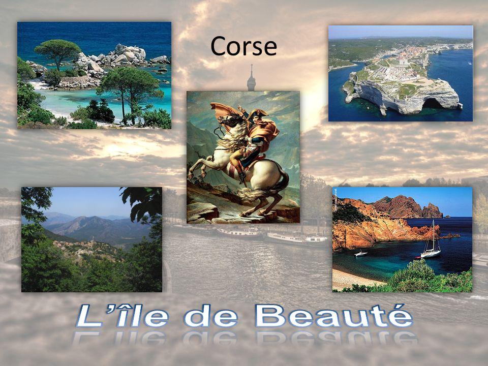 Corse L'île de Beauté