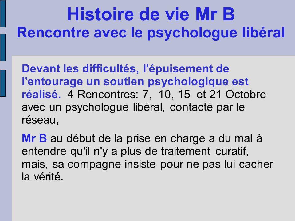 Rencontre avec le psychologue libéral