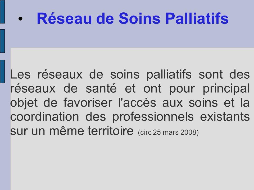 Réseau de Soins Palliatifs