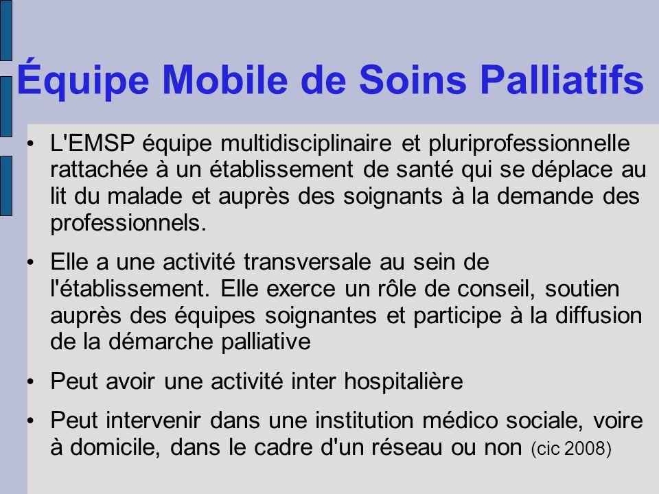 Équipe Mobile de Soins Palliatifs