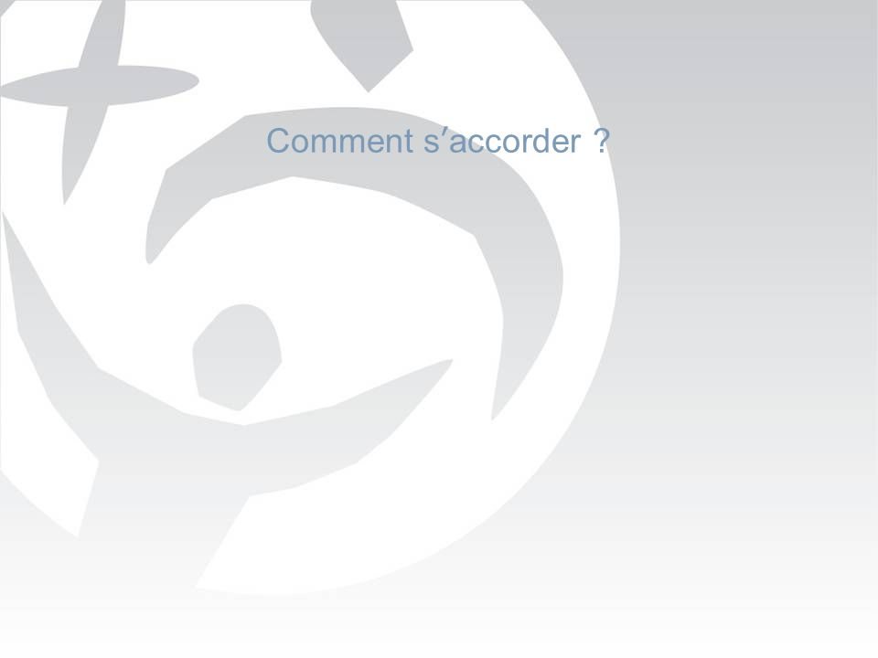 Comment s'accorder