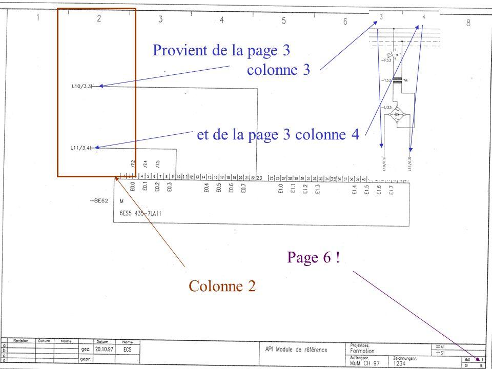 Provient de la page 3 colonne 3 et de la page 3 colonne 4 Page 6 ! Colonne 2