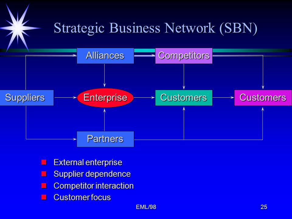 Strategic Business Network (SBN)