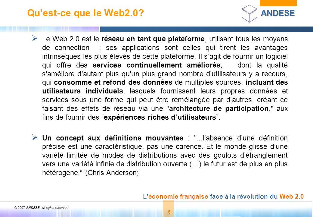 Qu'est-ce que le Web2.0