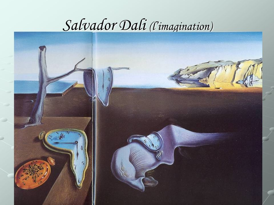 Salvador Dali (l'imagination)
