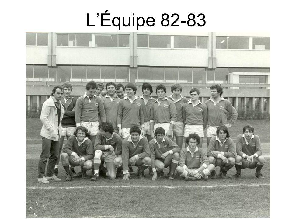 L'Équipe 82-83