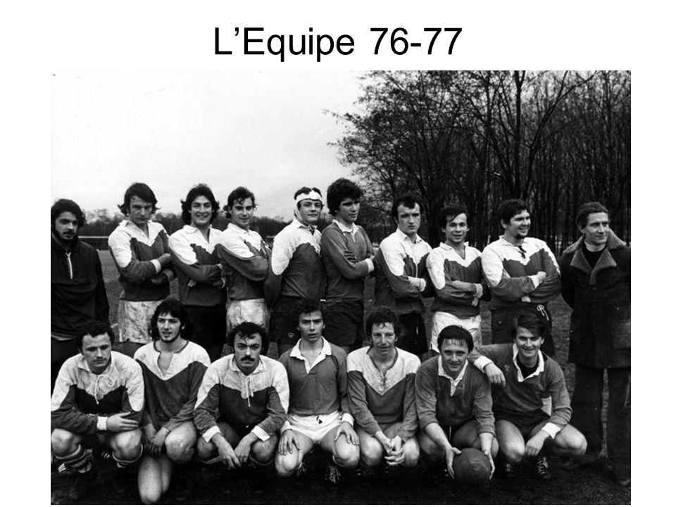 L'Equipe 76-77