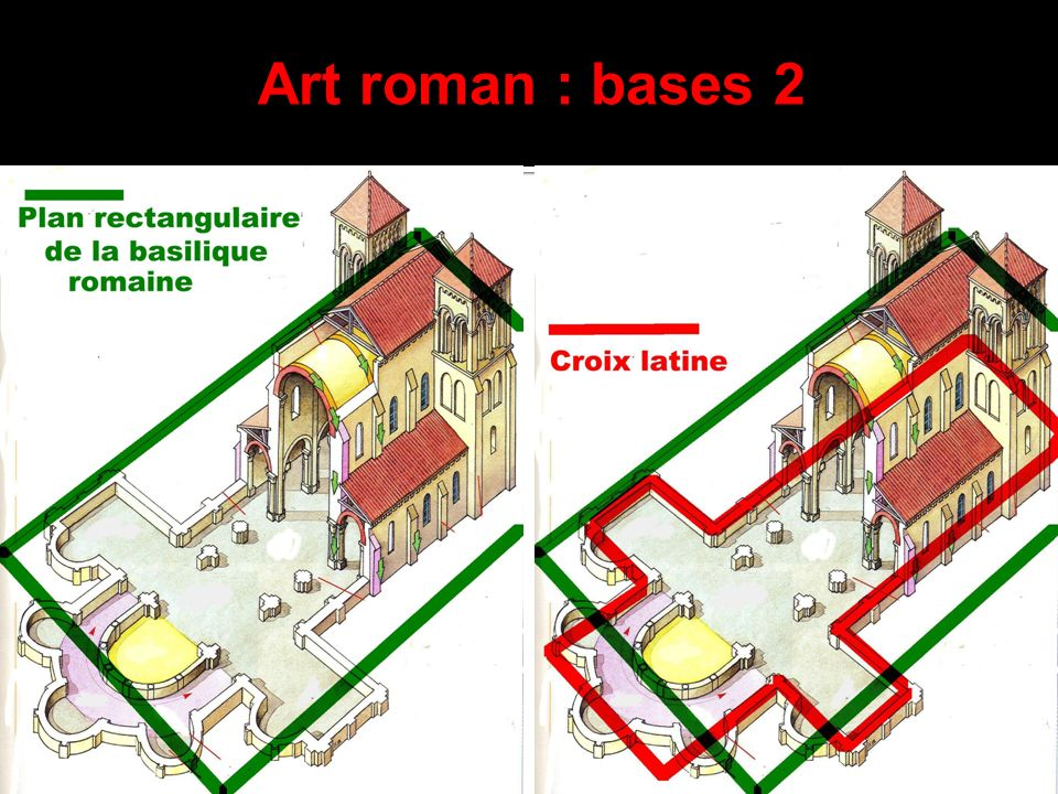 Art roman : bases 2