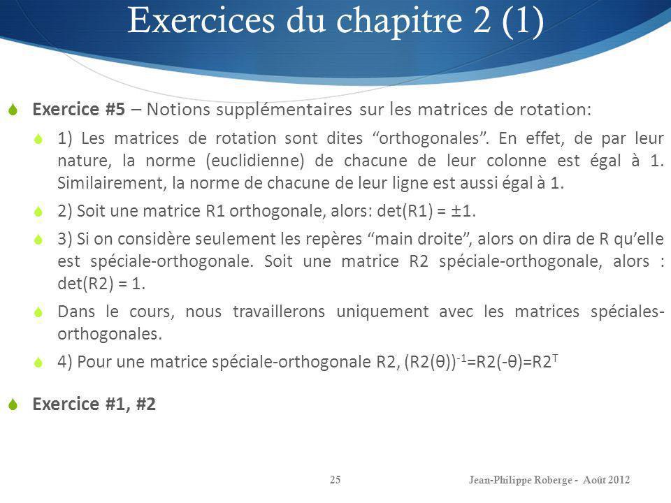 Exercices du chapitre 2 (1)