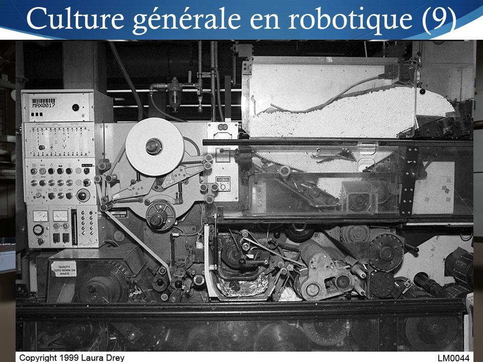 Culture générale en robotique (9)