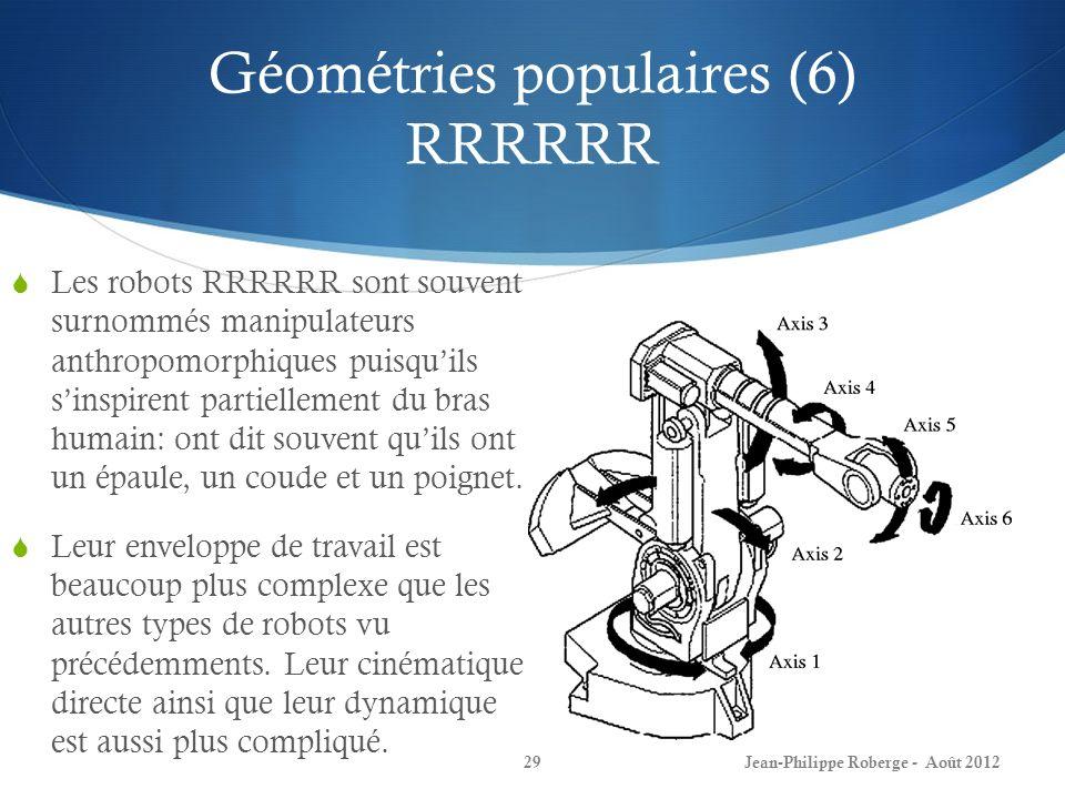 Géométries populaires (6) RRRRRR