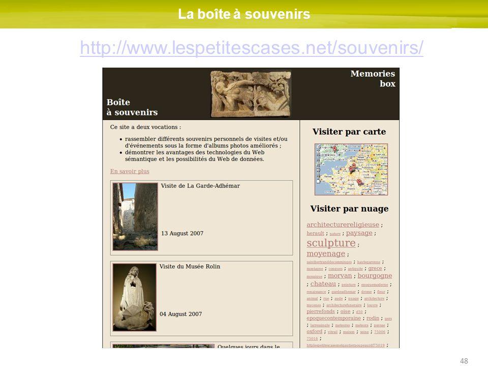 La boîte à souvenirs http://www.lespetitescases.net/souvenirs/