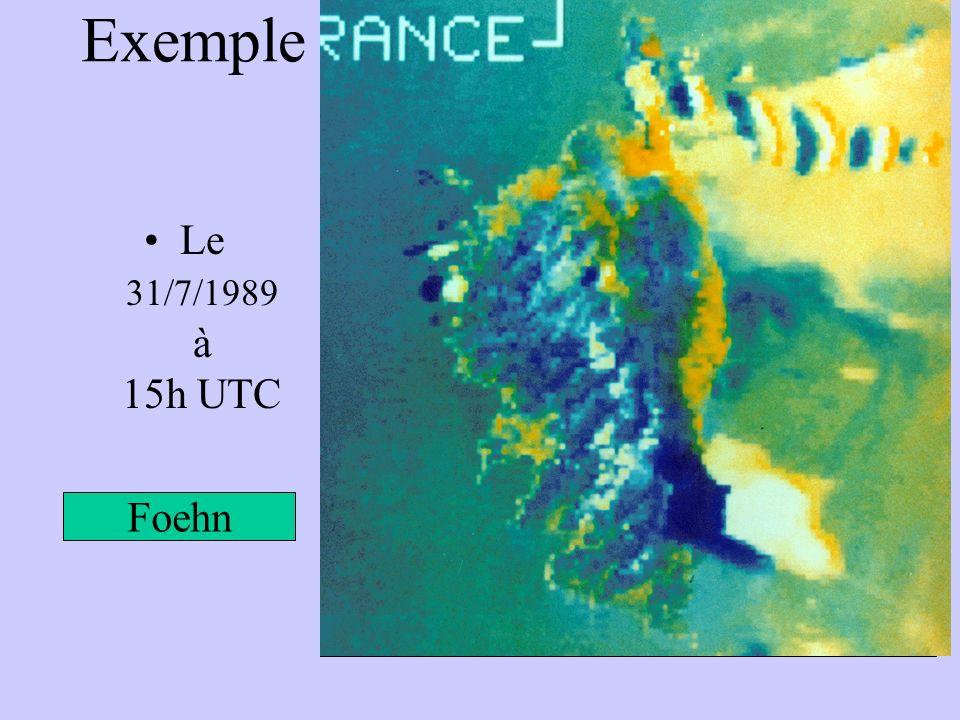Exemple de complexité avec la Corse