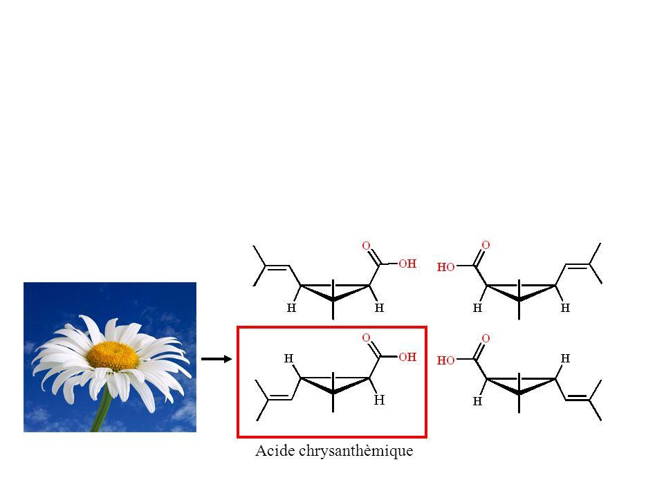 Acide chrysanthèmique