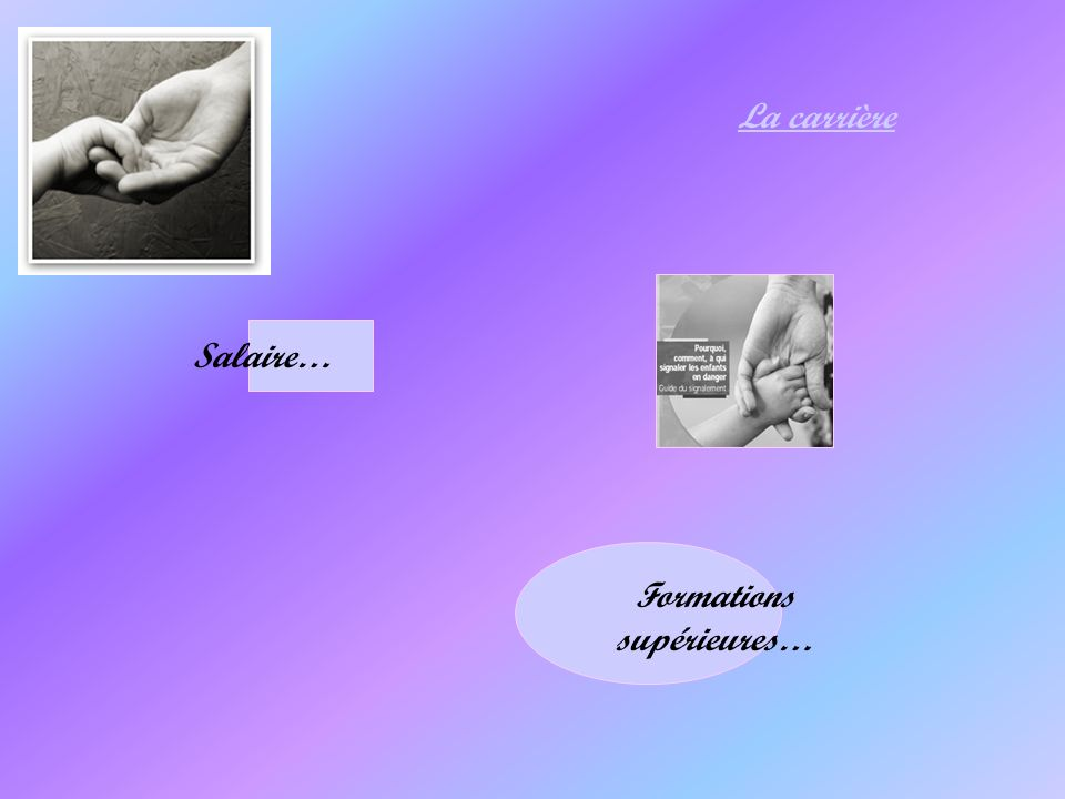 Formations supérieures…