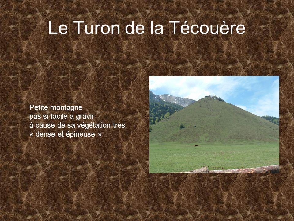 Le Turon de la Técouère Petite montagne pas si facile à gravir