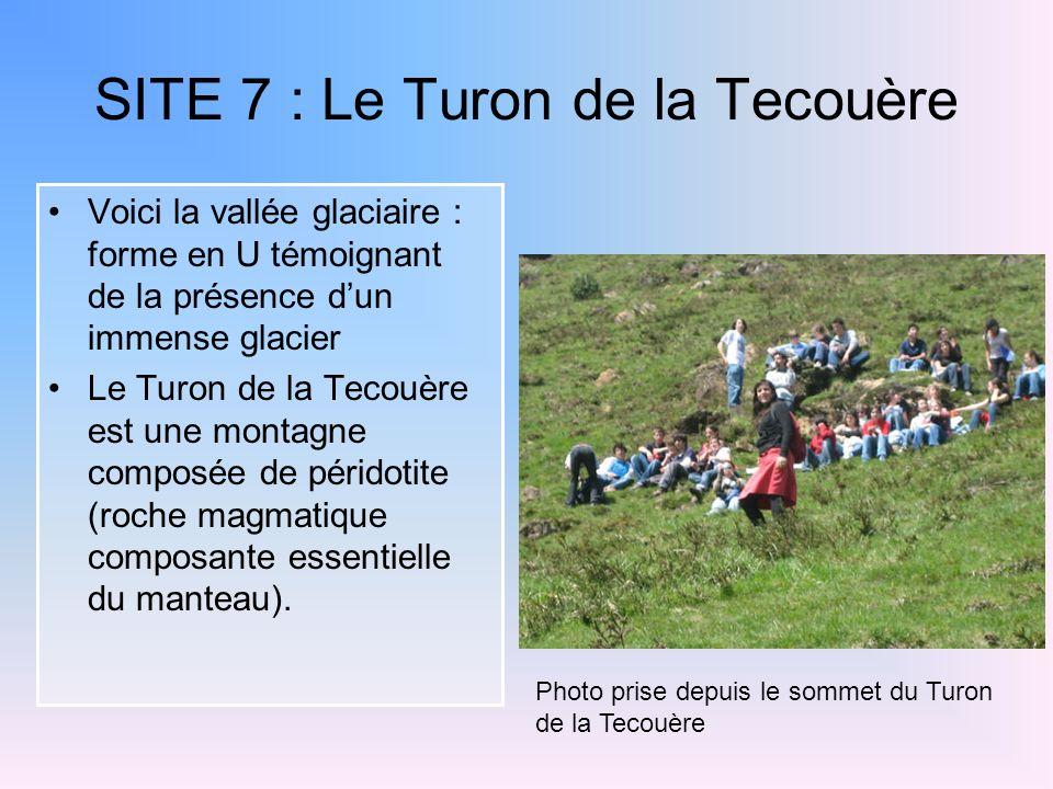 SITE 7 : Le Turon de la Tecouère