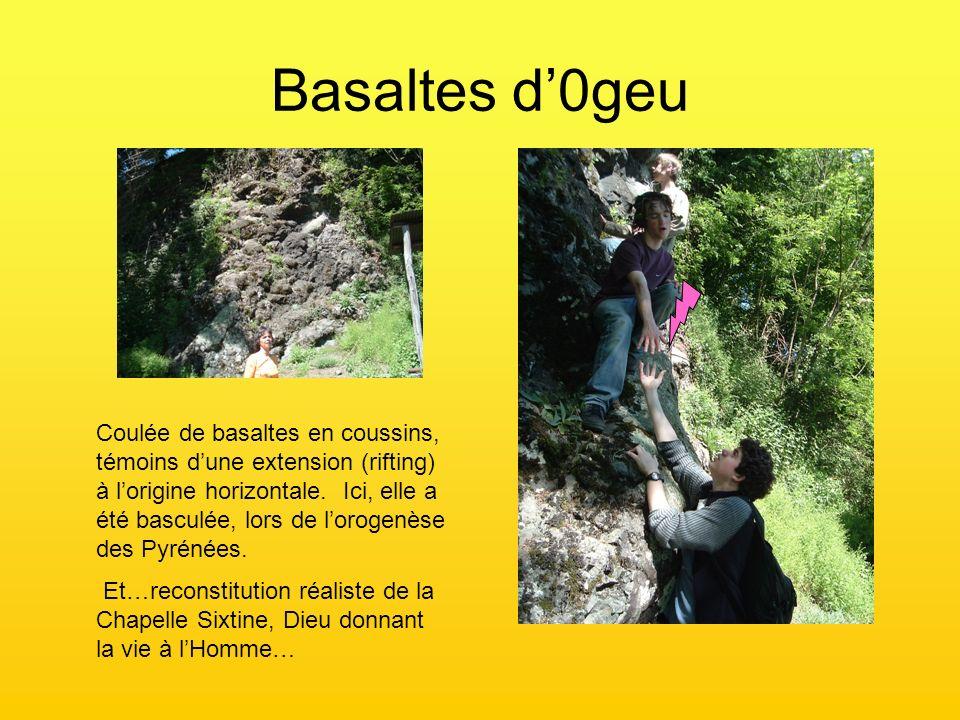 Basaltes d'0geu