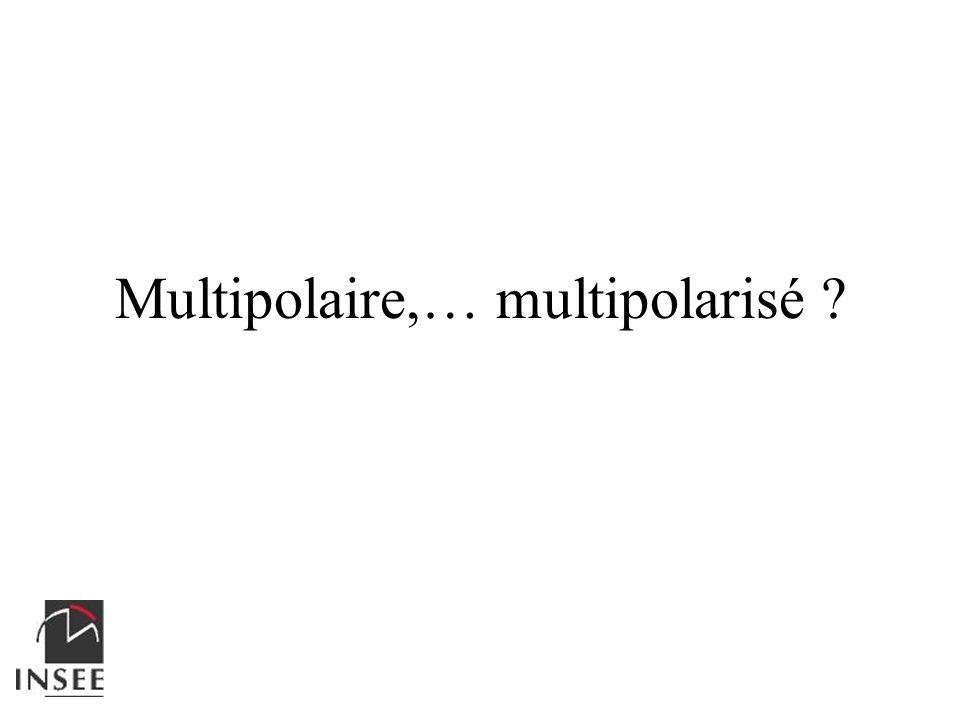Multipolaire,… multipolarisé