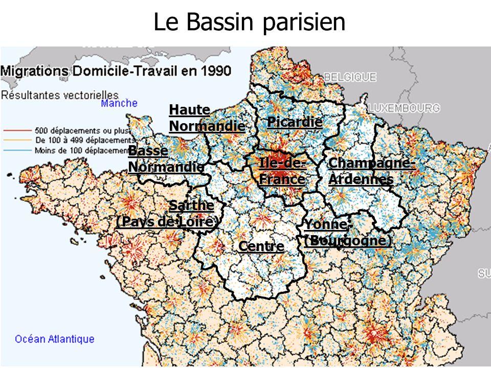 Le Bassin parisien Haute Normandie Picardie Basse Normandie