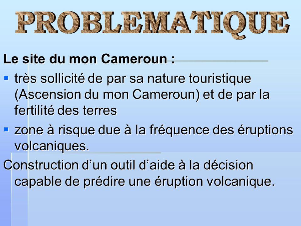 Le site du mon Cameroun :