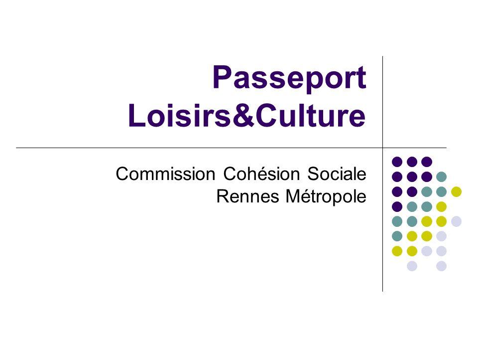 Passeport Loisirs&Culture
