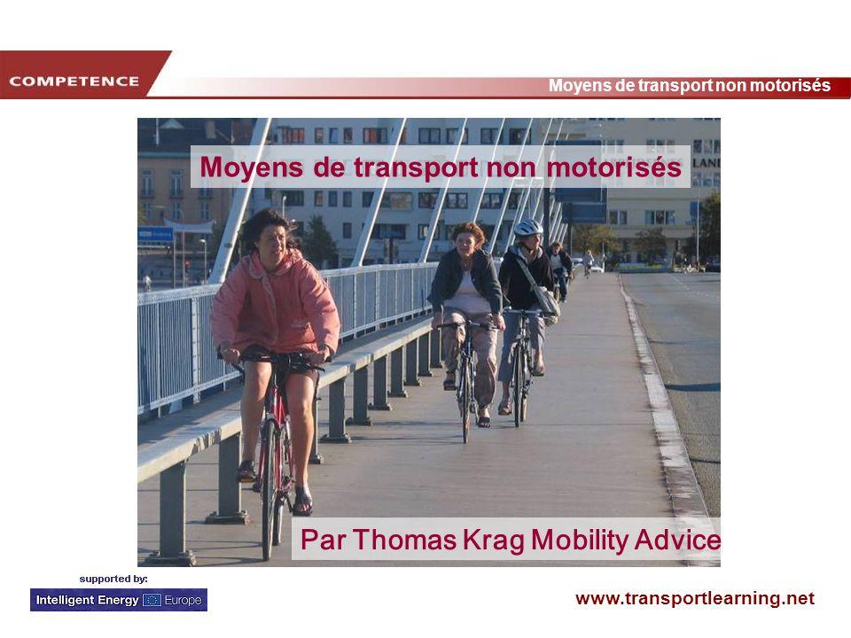 Moyens de transport non motorisés
