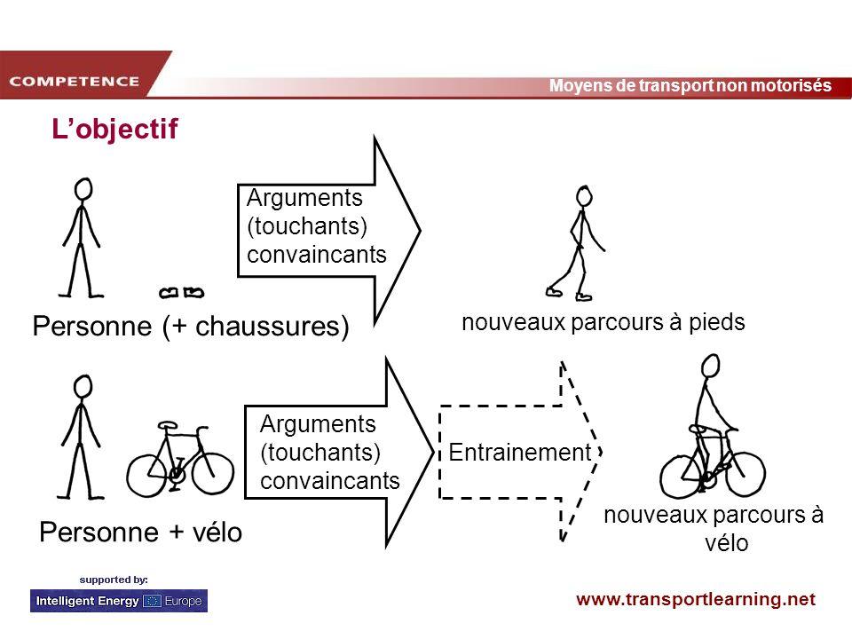 nouveaux parcours à vélo
