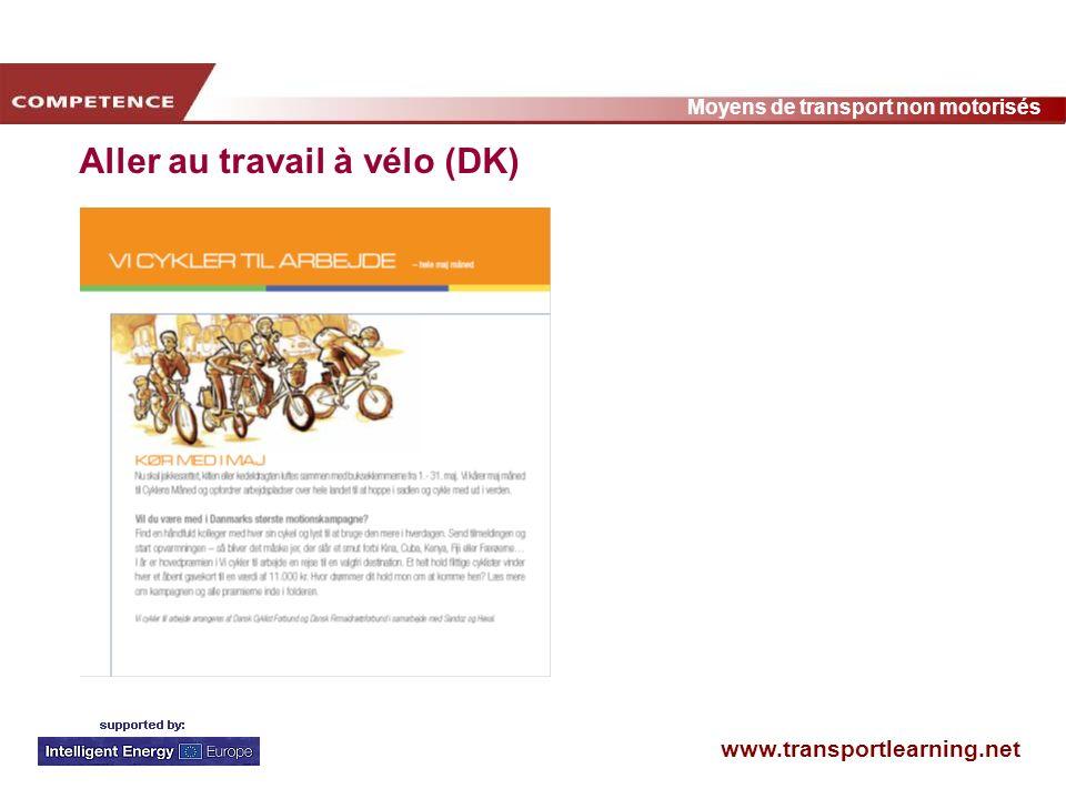 Aller au travail à vélo (DK)
