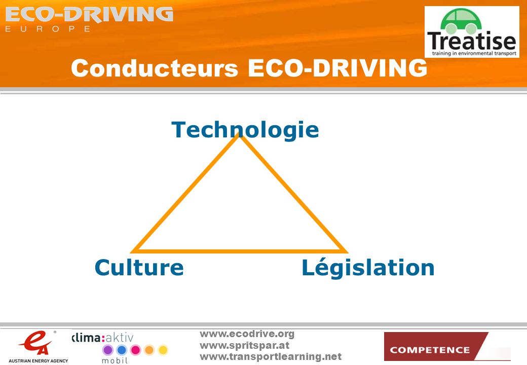 Conducteurs ECO-DRIVING