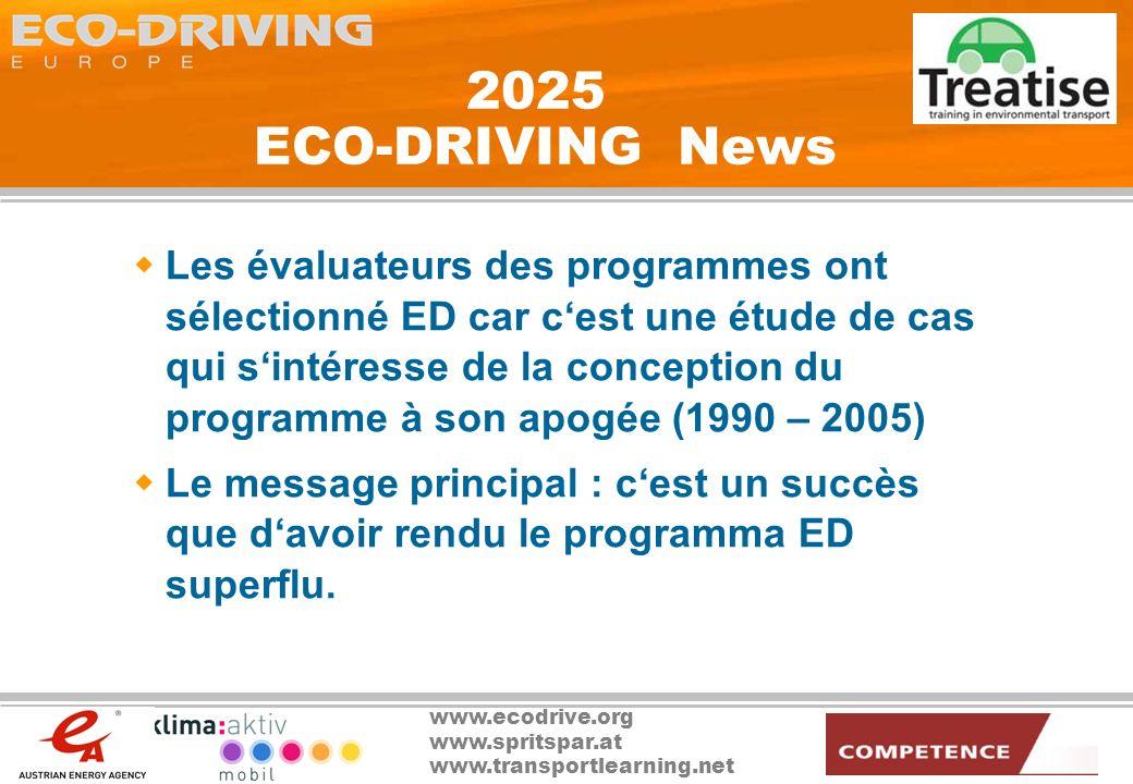 2025 ECO-DRIVING News