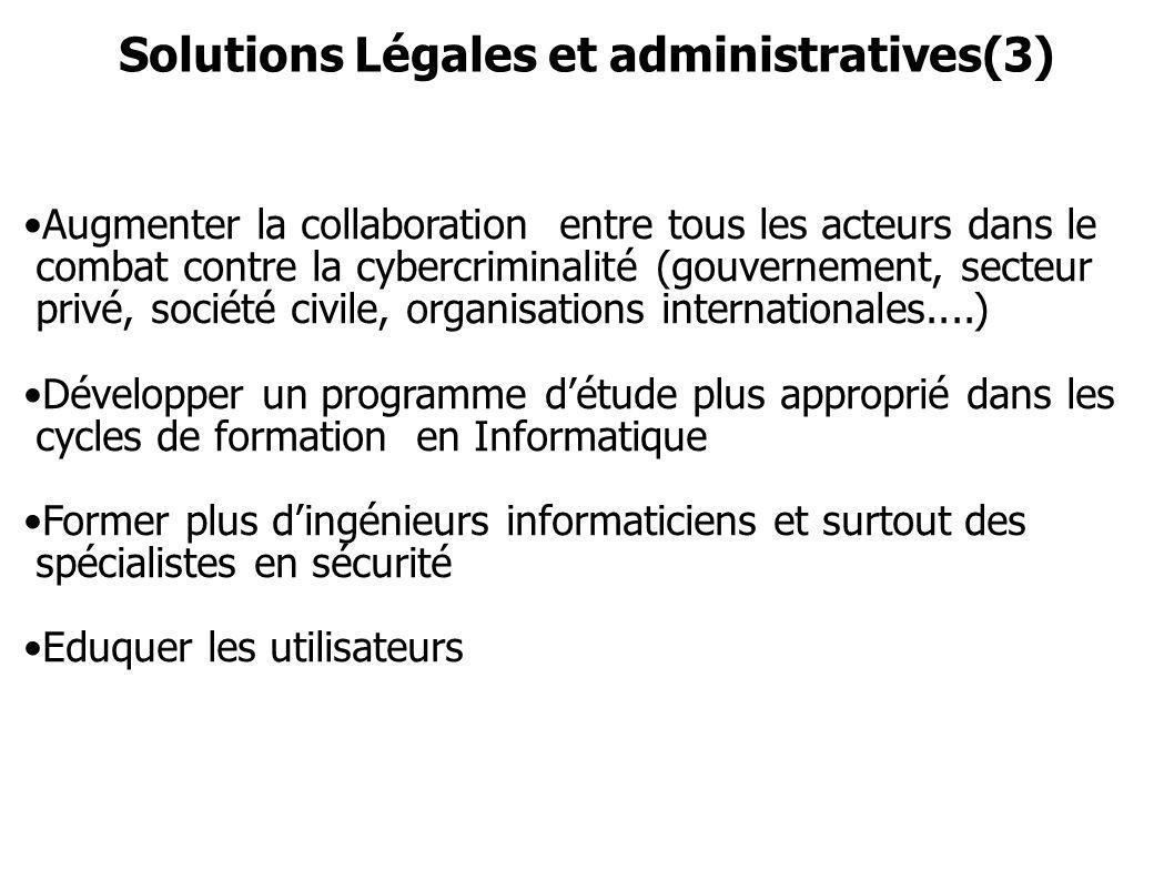 Solutions Légales et administratives(3)