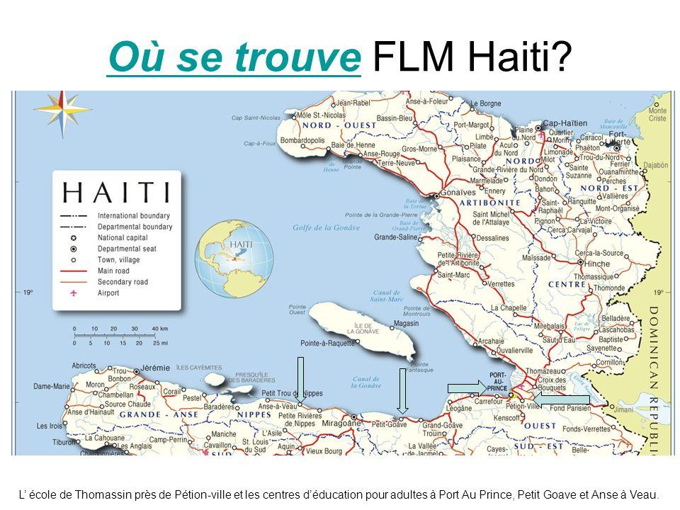 Où se trouve FLM Haiti