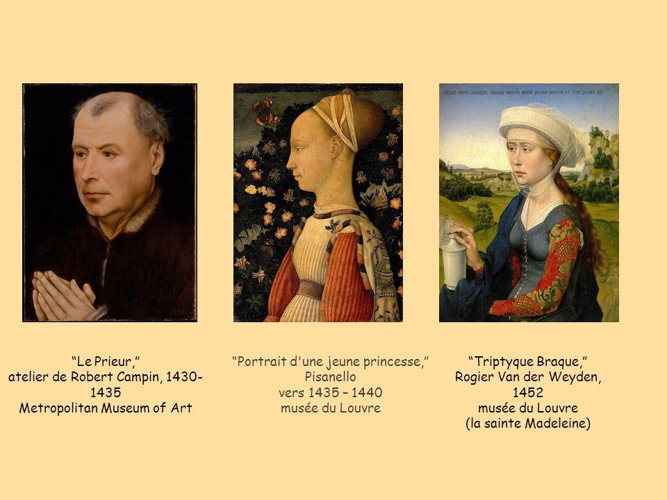 atelier de Robert Campin, 1430-1435 Metropolitan Museum of Art
