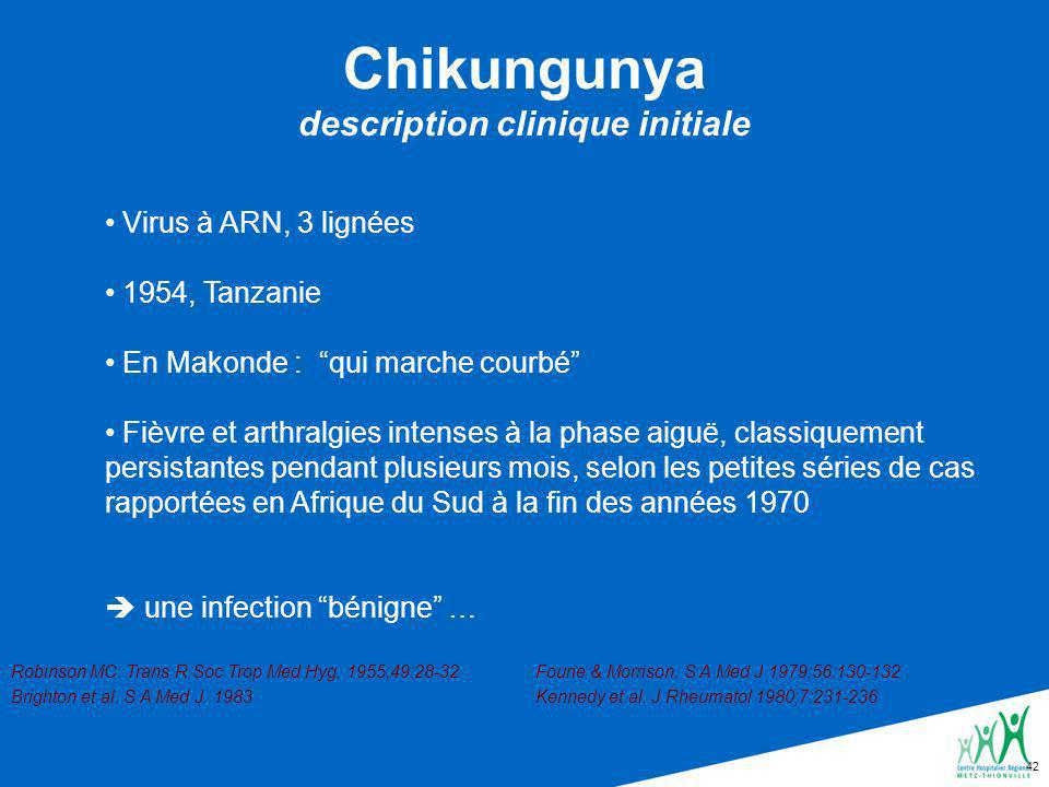 description clinique initiale