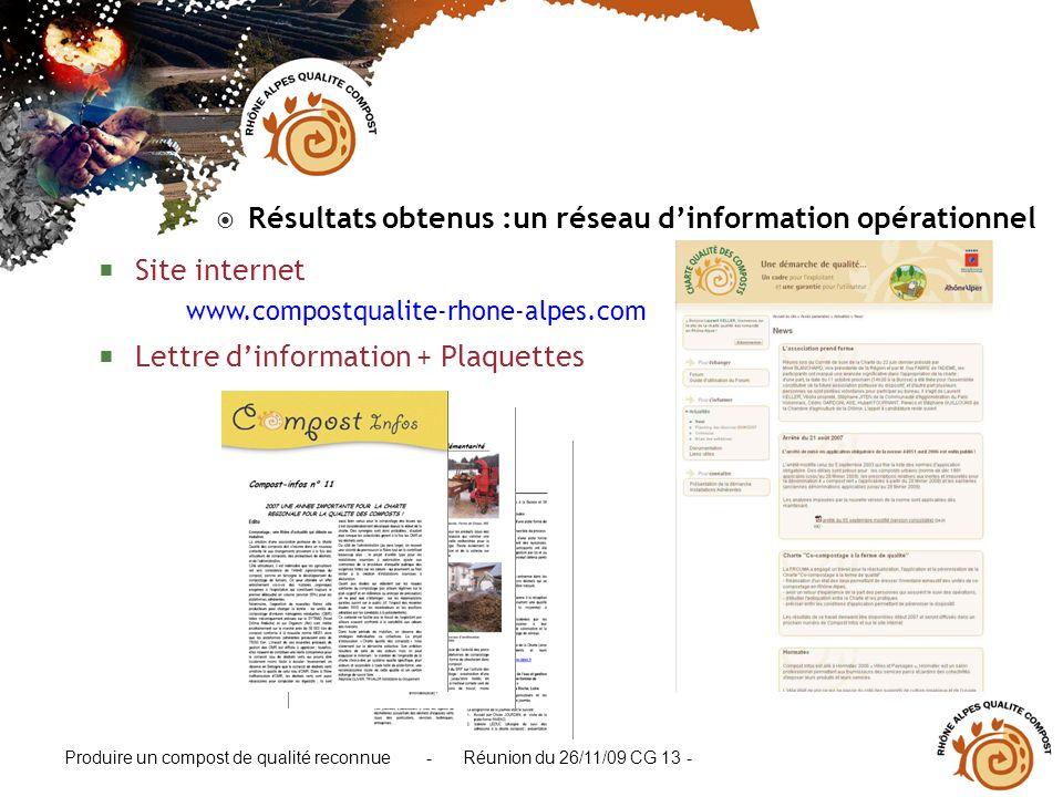 Lettre d'information + Plaquettes