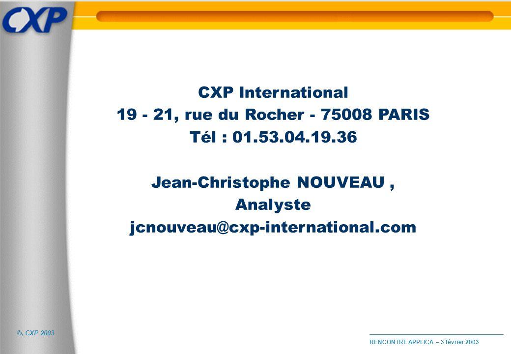 Jean-Christophe NOUVEAU ,