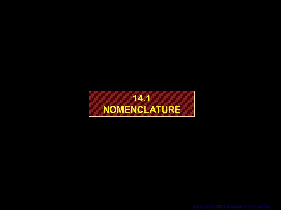 14.1 NOMENCLATURE