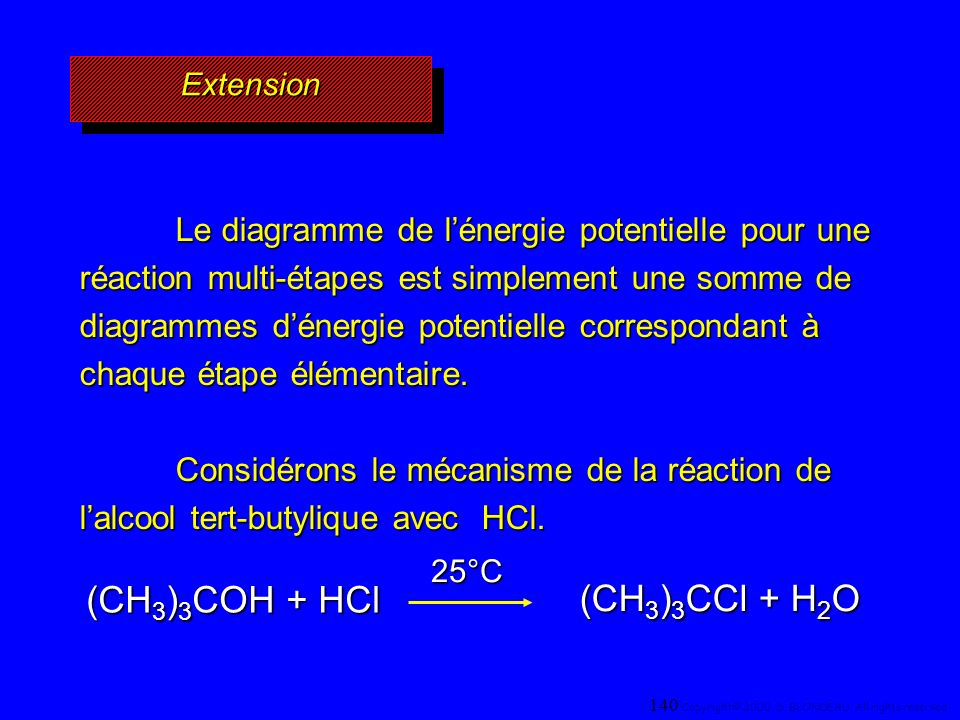 (CH3)3COH + HCl (CH3)3CCl + H2O