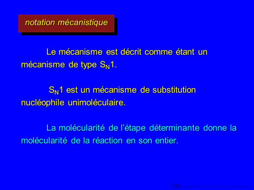 notation mécanistique