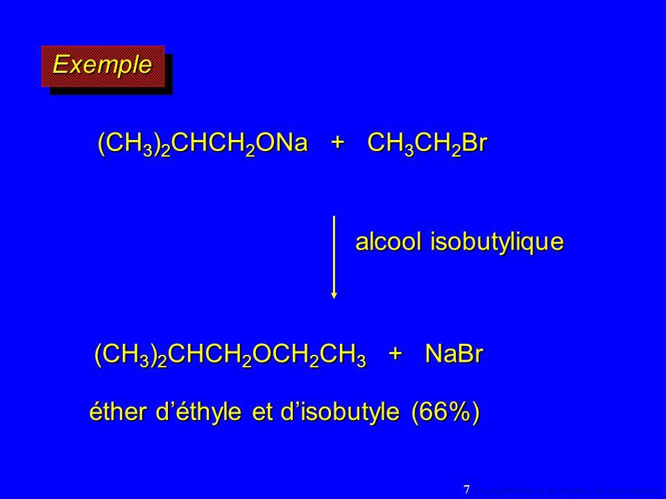 éther d'éthyle et d'isobutyle (66%)