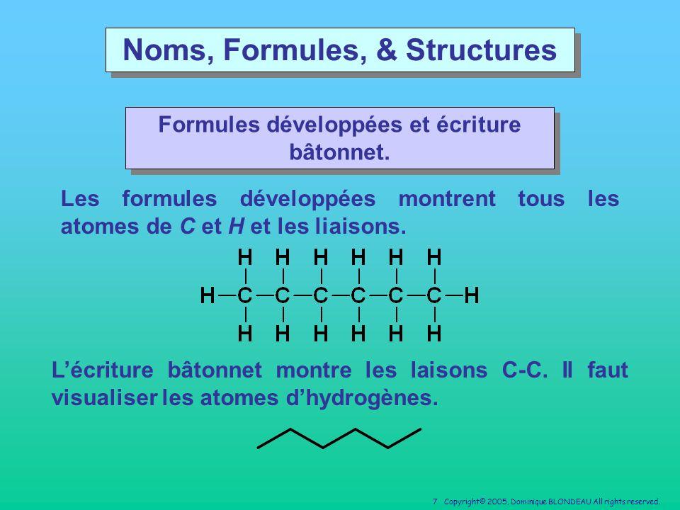 Noms, Formules, & Structures
