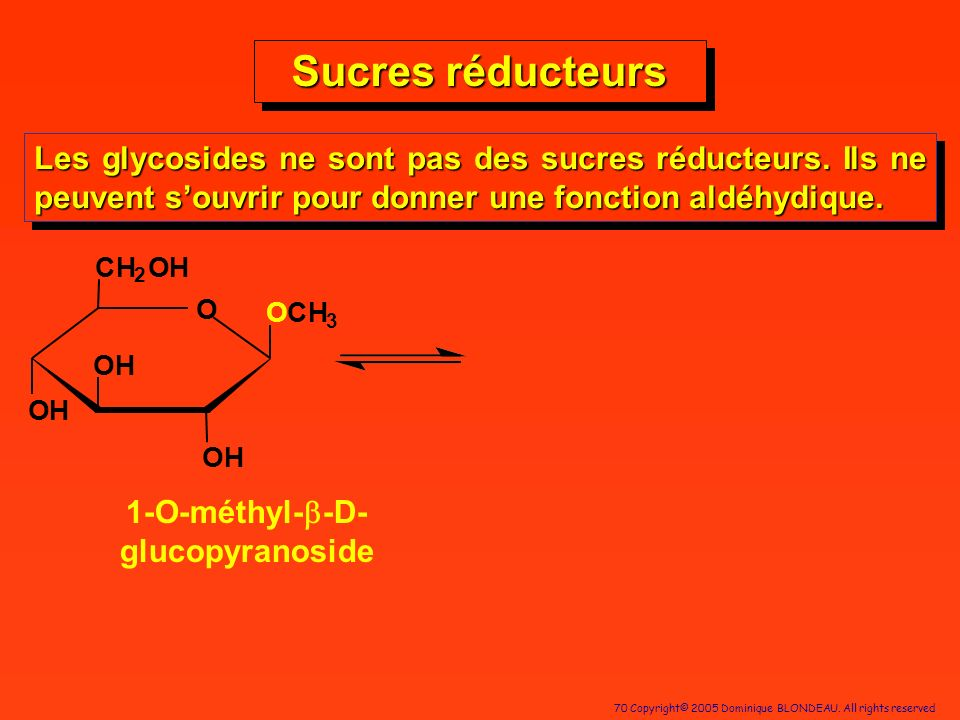 1-O-méthyl-b-D-glucopyranoside