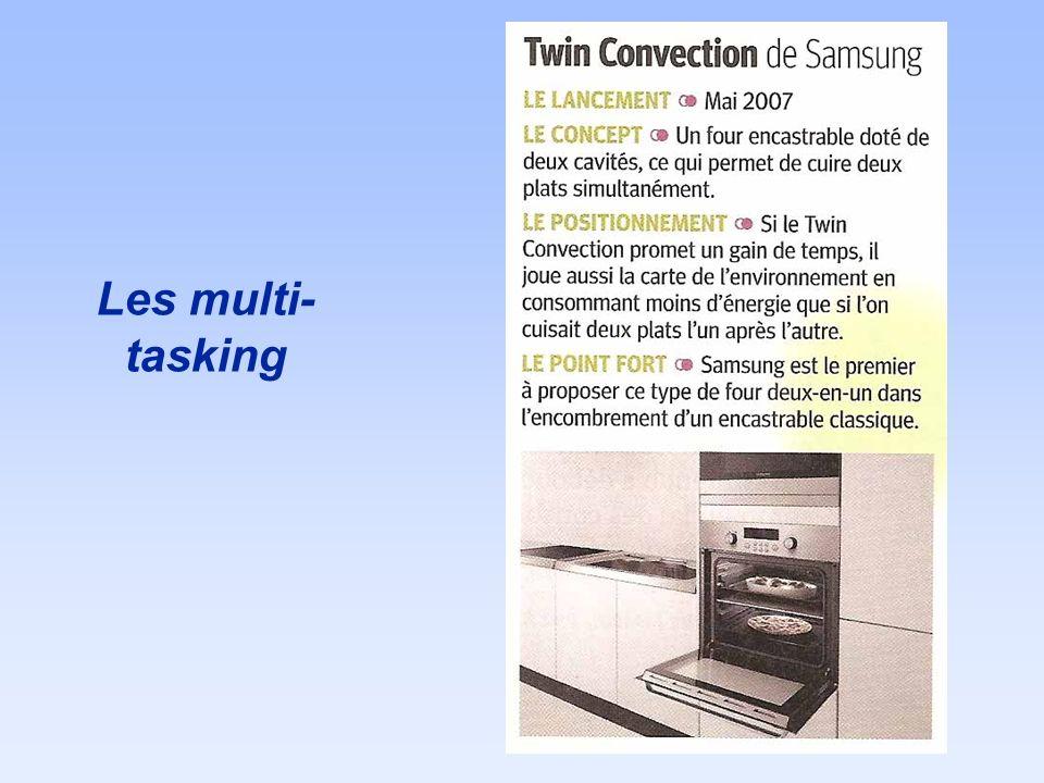 Les multi- tasking