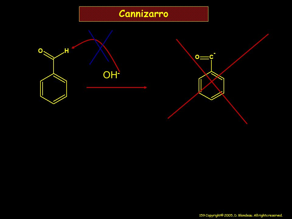 Cannizarro OH-