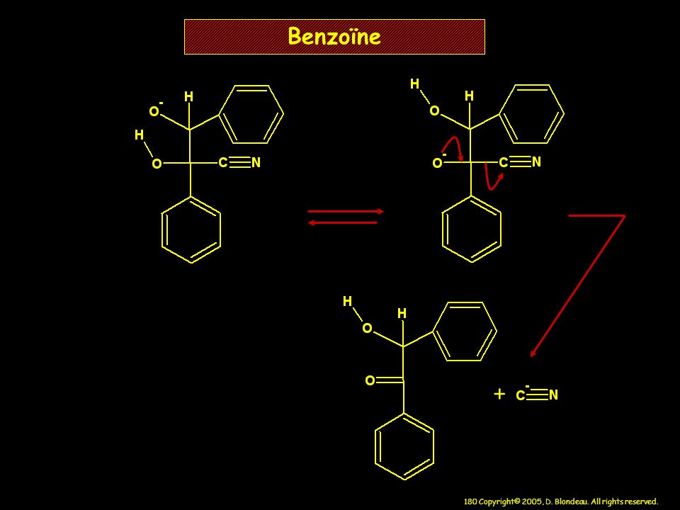 Benzoïne +