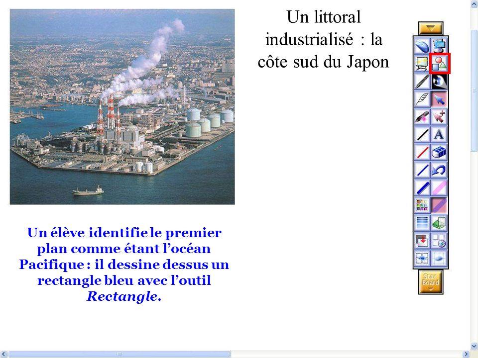 Un littoral industrialisé : la côte sud du Japon