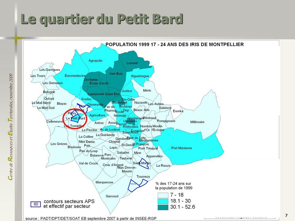 Le quartier du Petit Bard