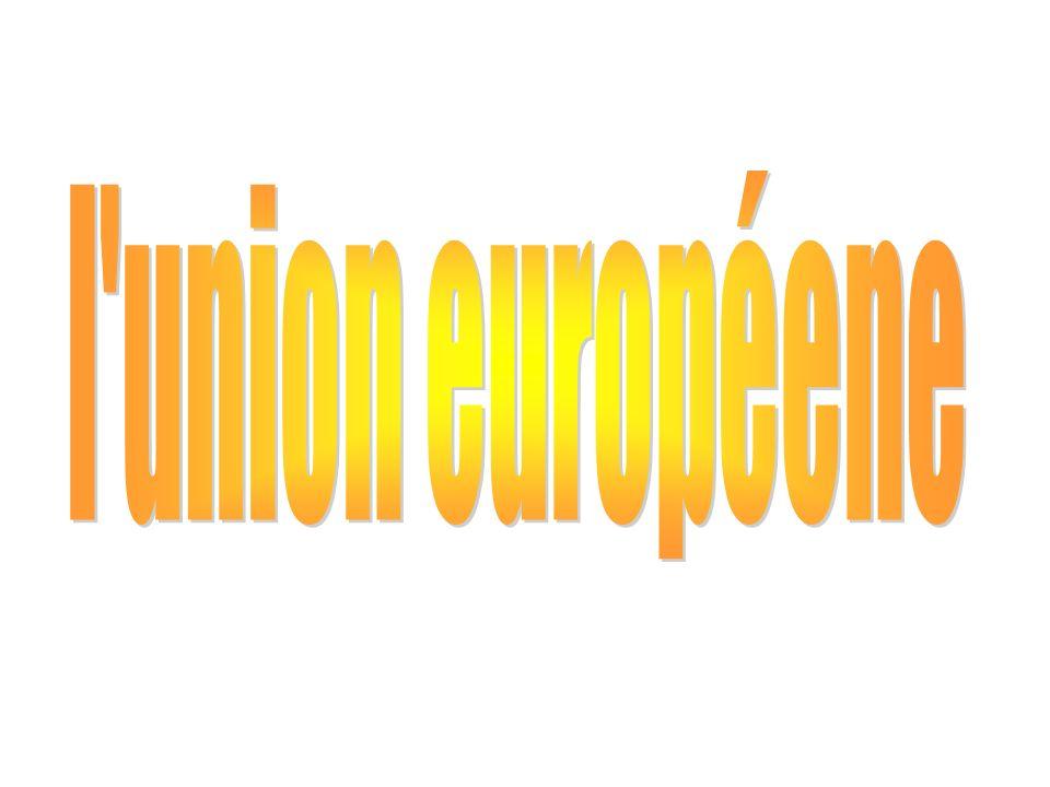 l union européene