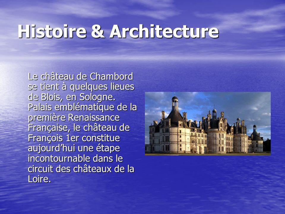 Histoire & Architecture